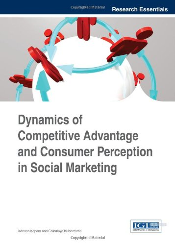 Dynamics of Competitive Advantage and Consumer Perception in Social Marketing (Research Essentials)