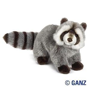 Webkinz Signature Raccoon