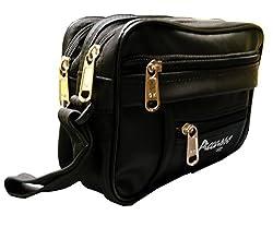 Xanax Men's Handbag (Black,Handbag4)