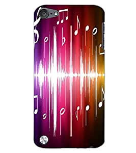 APPLE IPOD TOUCH 5 MUSIC Back Cover by PRINTSWAG