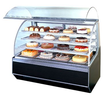 Turbo Air Display Cases Bakery Tb-5 front-620211