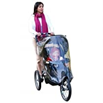 Rain Wind Cover Shield Protector for Schwinn jogger Baby Child Stroller NEW Baby