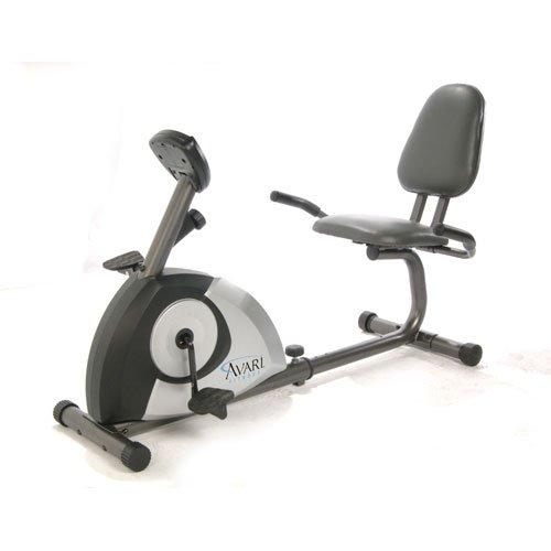 Avari Fitness Recumbent Exercise Bike