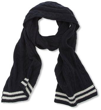 Selected Herren Schal Ronni scarf C, Uni, Blau (Navy Blazer), One size (Herstellergröße:  Taille Unique)