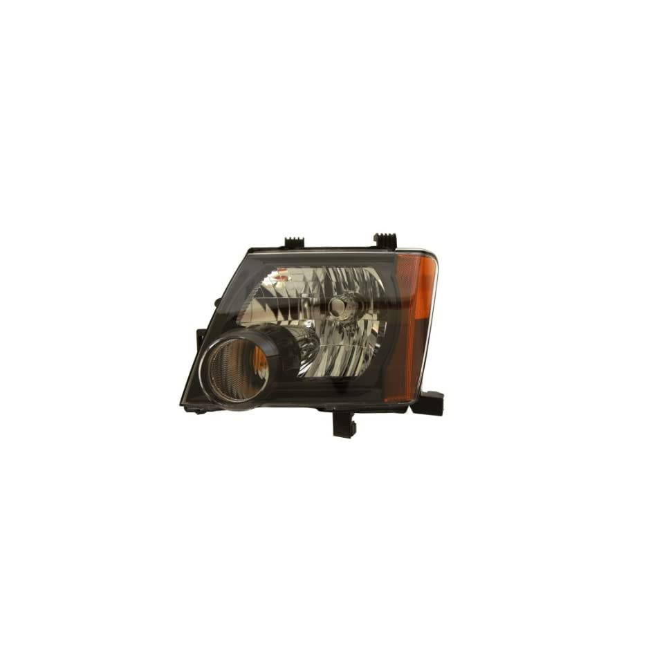 Genuine Nissan Parts 26060 ZL00A Driver Side Headlight Assembly Composite