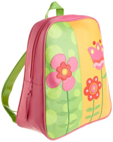 Stephen Joseph Little Girls' Go Go Bag, Flower, One Size