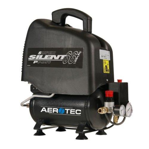 Aerotec-Vento-Silent-6-Druckluft-Kompressor-Kessel-Inhalt-6-l-8-bar