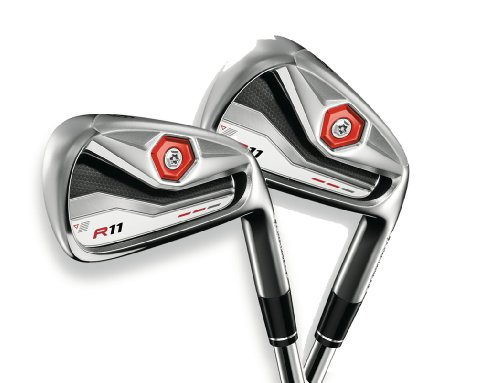 TaylorMade R11 Irons 5-PW-SW Right Hand Graphite Stiff
