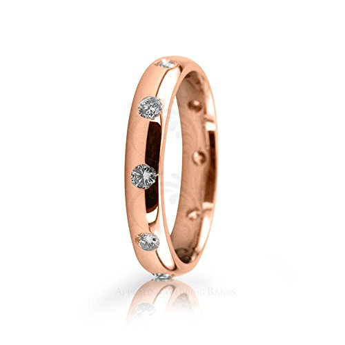 05-carat-14K-White-Gold-Round-Diamond-Wedding-Band-4mm