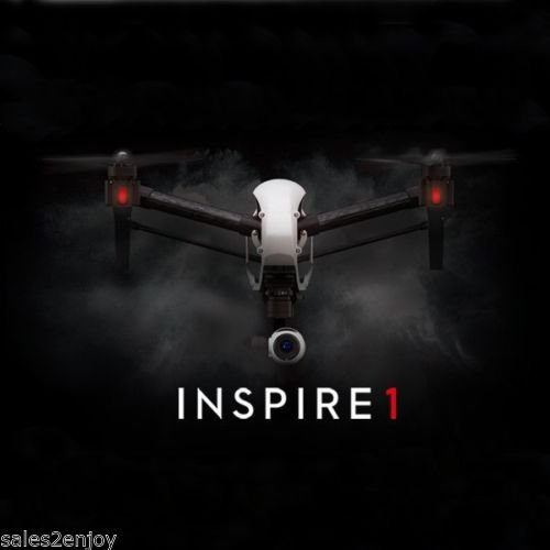 DJI Inspire 1 Limited edition Carbon Fiber Body by Scorpion Drones