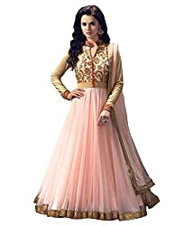 Om Shantam Sarees womens Bollywood Dress Material