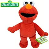 "Sesame Street Elmo Plush 12"""