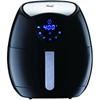 Rosewill RHAF-15003 1400W Oil-Less Digital Touch Screen 3.3 Quarts Air Fryer (Black)