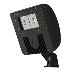Lithonia Dsxf1 Led 2 50k M4 Outdoor 45w Floodlight Flood Security Lights Amazon Canada