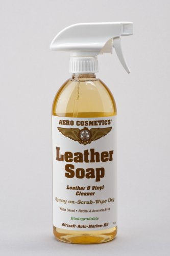 Leather Soap Vinyl Cleaner