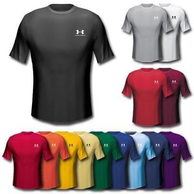 Under Armour® Heat Gear Full T-shirt