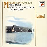 マーラー:交響曲第3番 / マゼール(ロリン) (指揮); マーラー (作曲); ウィーン・フィルハーモニー管弦楽団 (演奏) (CD - 2005)