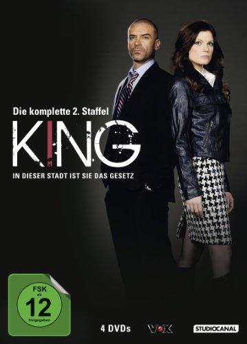 King - Die komplette 2. Staffel [4 DVDs]
