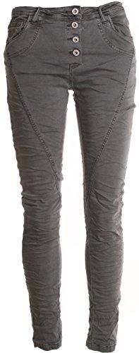Jeans pantaloni da donna in acciaio inox di alta qualità a maniche corte ìwptp Style Boyfriend pantaloni Boyfriend Jeans Boyfriend pantaloni Chino tubo