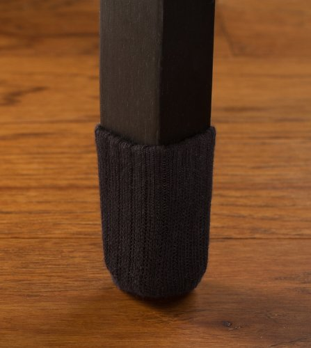 Chair leg protectors for hardwood floors wood floors for Chair leg pads for laminate floors