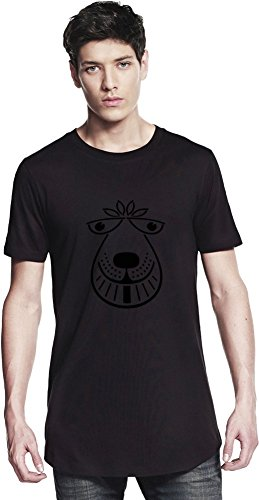 Space Hopper Long T-shirt X-Large