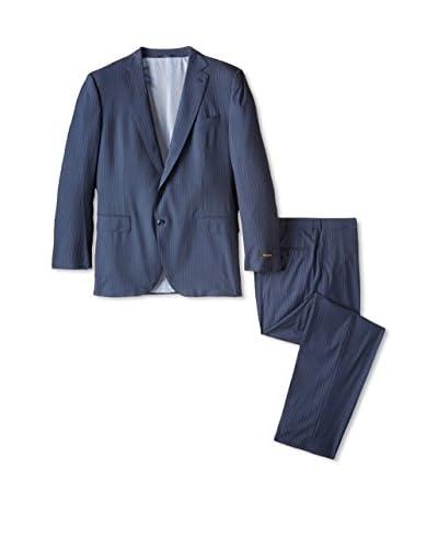 ZEGNA Men's Stripe Suit