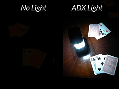 ADX CREE LED Lightweight Mini Ultra Lightweight Travel Lantern
