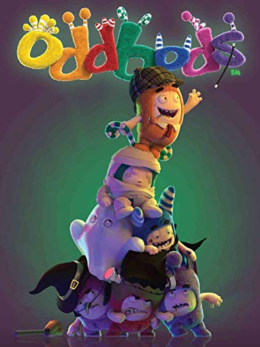 Oddbods Halloween Special on Amazon Prime Video UK