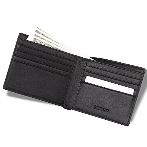 hiscow-bifold-billetera-negro-con-8-ranuras-para-tarjetas-de-credito-italian-novilla