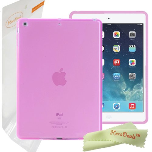 horadealstm-clear-pink-slim-fit-semi-transparent-soft-gel-rubber-skin-tpu-case-cover-for-apple-ipad-