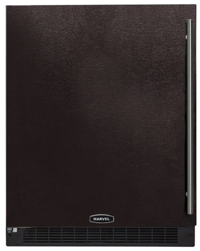 Marvel 6Adam-Bs-F-L 24-Inch Ada Compliant Height Undercounter Refrigerator Right Left Door, Stainless Steel