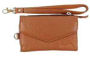 DooDa Genuine Leather Case Cover For HTC Desire 500