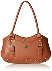 Meridian Women's Handbag (Brown) (mrb-003)
