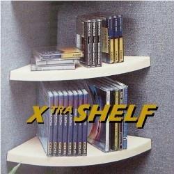 Corner Shelf - 5 Pc Unit