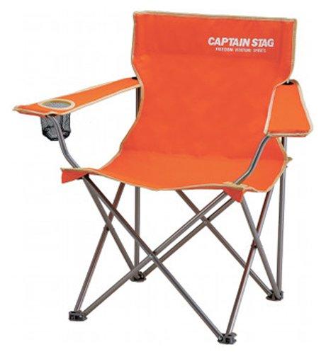 キャプテンスタッグ(CAPTAIN STAG) パレット ラウンジチェアtype2 オレンジ M-3913