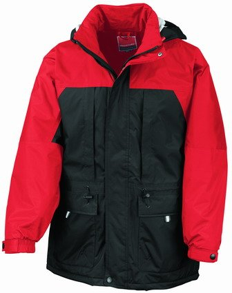 Result Multifunction Winter Jacket Black/Red S