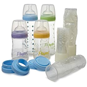 Playtex Baby Drop-Ins Premium Nurser Newborn Gift Set