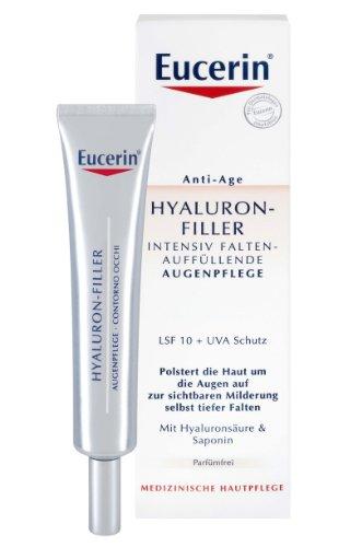Eucerin HYALURON-FILLER Intensiv Falten-Auffüllende Augenpfl