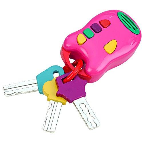 Battat Electronic Keychain Baby Doll
