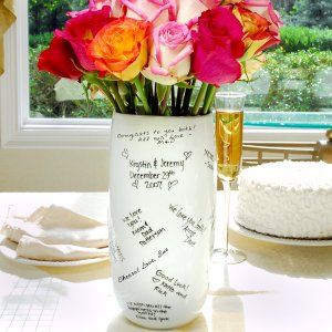 Cathy's Concepts Signature Vase