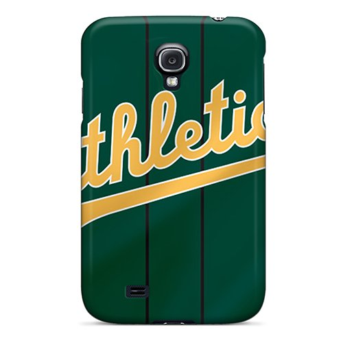 Snap-On Case Designed For Galaxy S4- Oakland Athletics