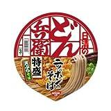 日清食品日清のどん兵衛特盛天ぷらそば(西)1箱12食