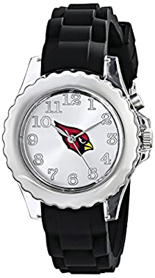 "Game Time Youth NFL-FLB-ARI ""Flash Black"" Watch - Arizona Cardinals"