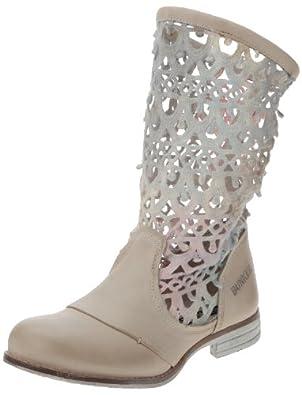 Bunker Sara, Bottes femme Gris (Fog), 42 EU: Chaussures