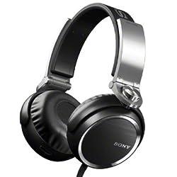 SONY ステレオヘッドホン MDR-XB900