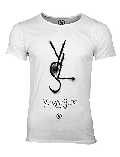 Boom-Bap-Herren-T-Shirt-YLS-XS-wei