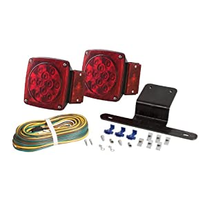 Optronics (TLL-9RK) LED Sealed Trailer Light Kit by Optronics