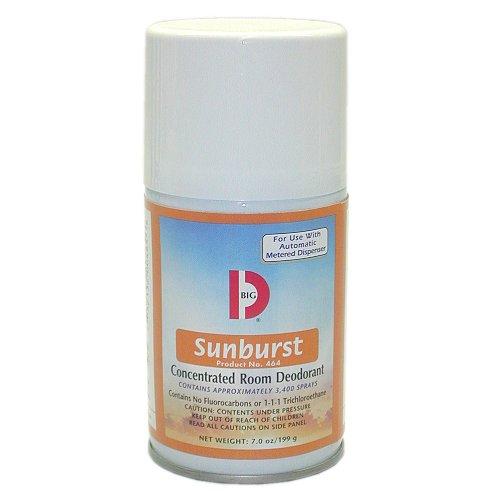 big-d-464-7-oz-sunburst-fragrance-metered-concentrated-room-deodorant-case-of-12