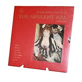 Time-Life Records - The Story of Great Music - The Opulent Era Concert SLT 158 Boxed Set (5 LPs)