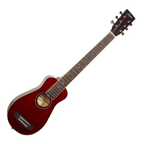 Johnson Jg-Tr2 Travel Guitar With Bag